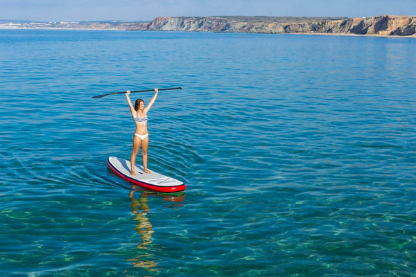 Paddleboarding improves your mental health