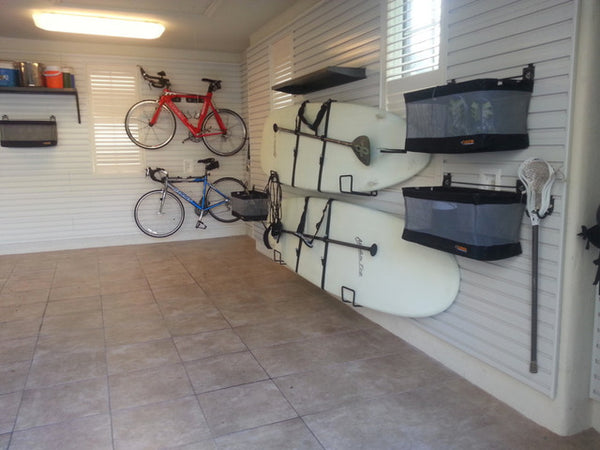 store your SUP board inside