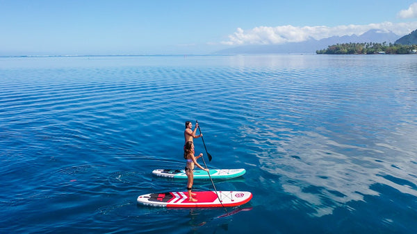paddle boarding health benefits
