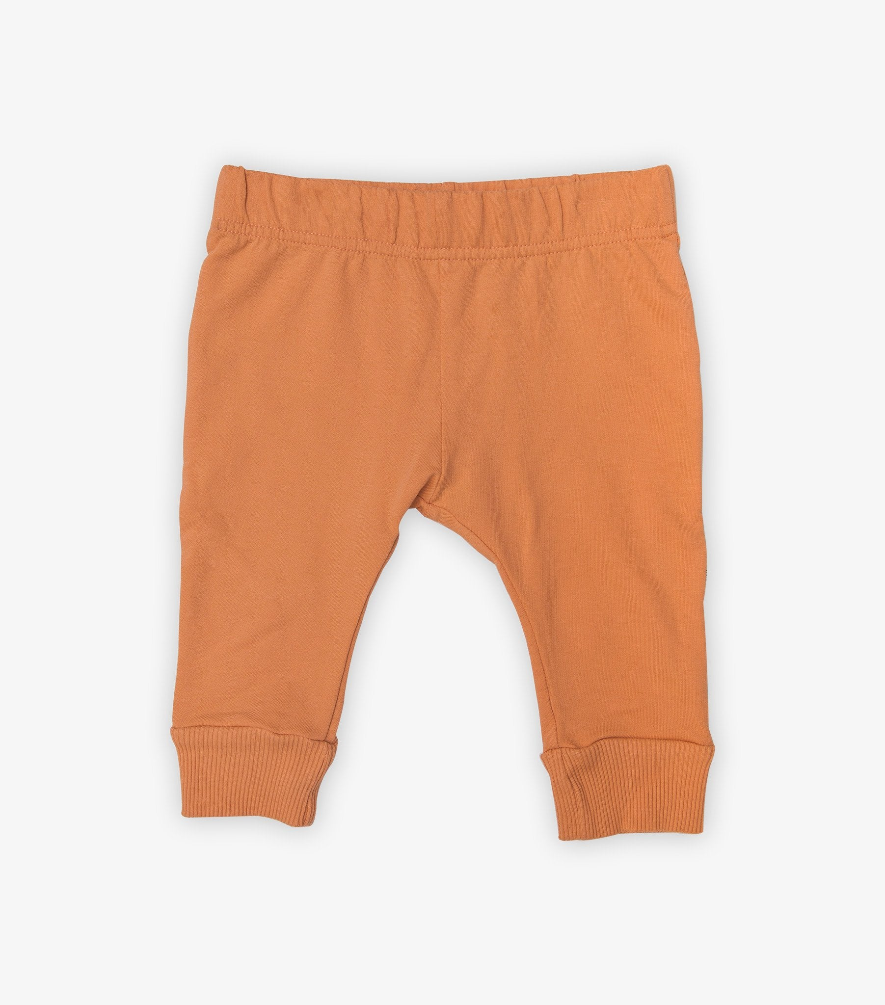 Baby Tracksuit Pants - Jaffa Orange