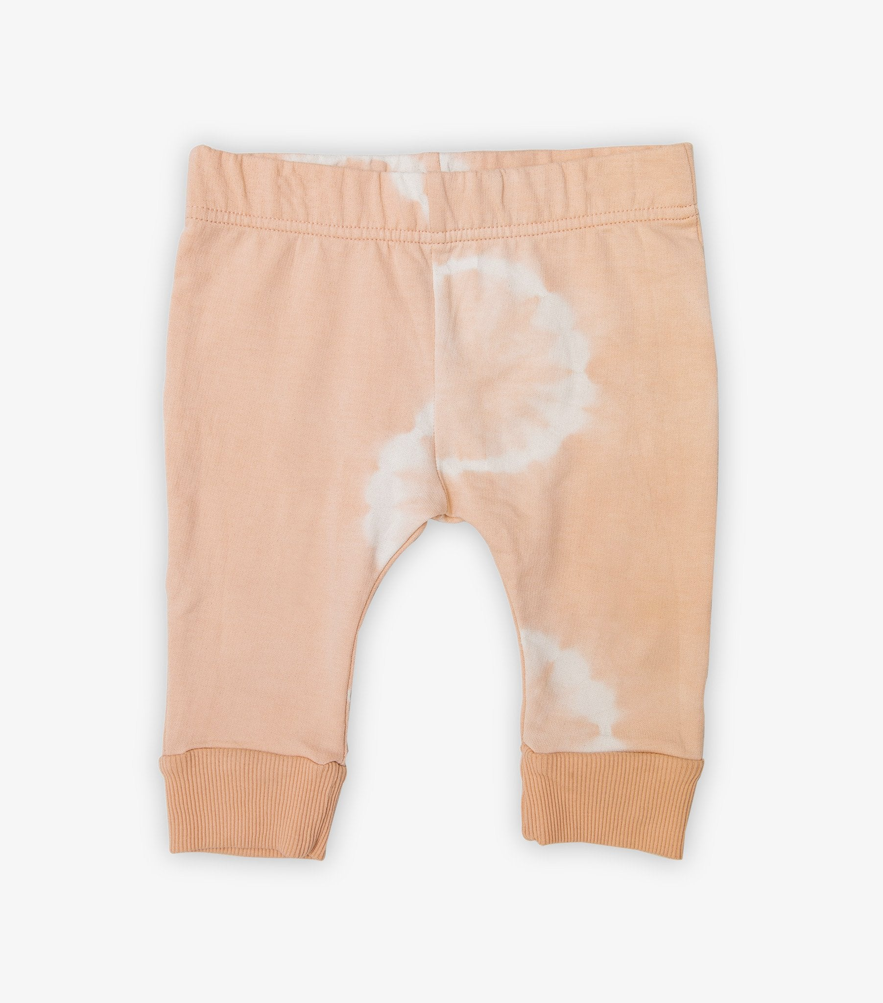 Baby Tracksuit Pants - Peach