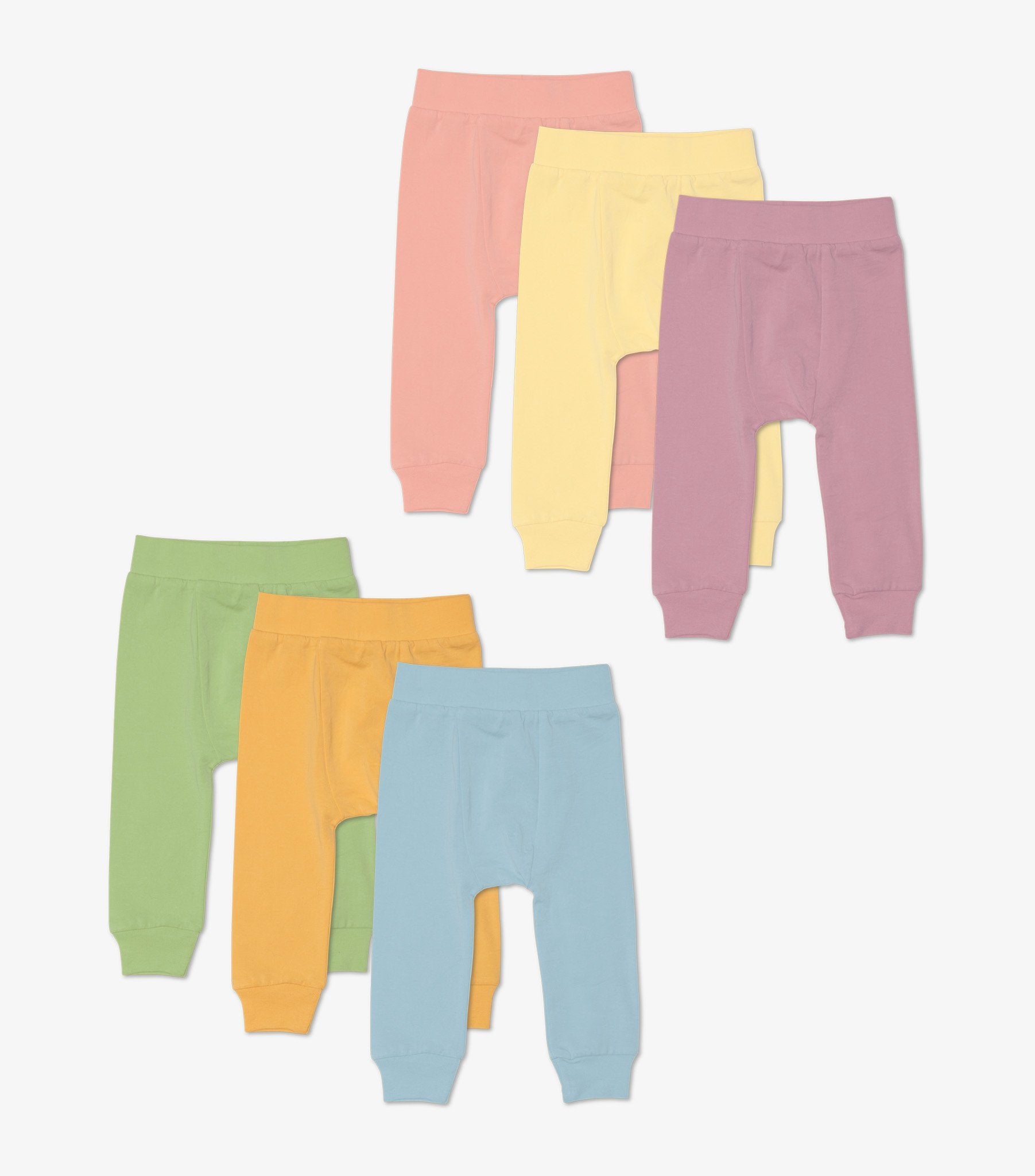 3 Pack of Baby Leggings