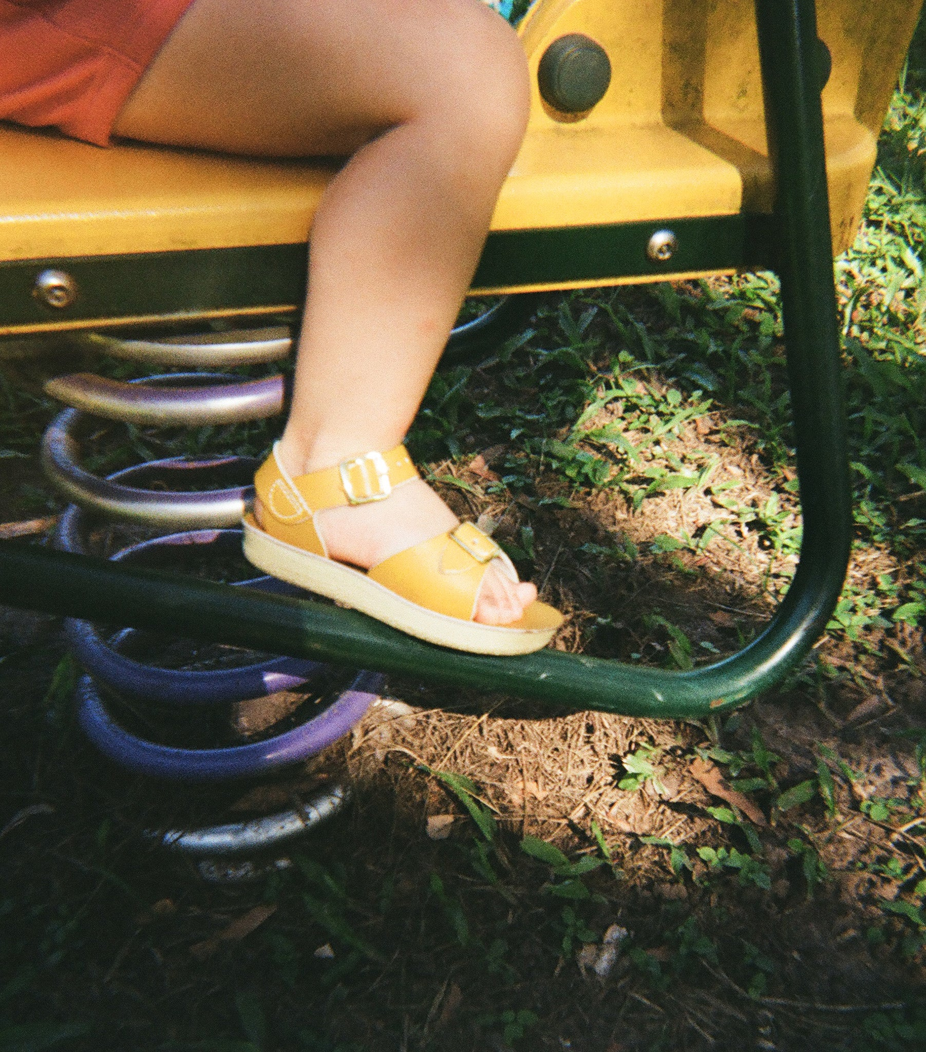 Saltwater Sandals - Surfer Mustard