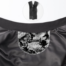 Load image into Gallery viewer, Women's Satin Shadow Graphite Jacket