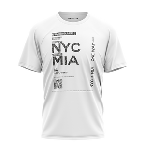 Limited Edition NYC-MIA Tee