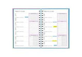 2020 Organized Chaos Medium Spiral Planner
