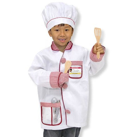 Chef Role Play Constume Set