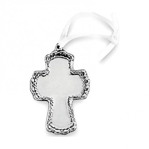 Baby Cross Ornament