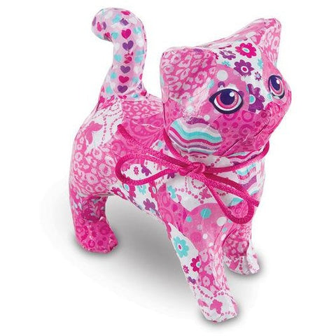 Decoupage Made Easy - Kitten