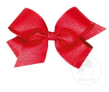 Medium Wee Shimmer Bow
