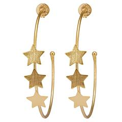 Silvina Hoops with 3 Stars