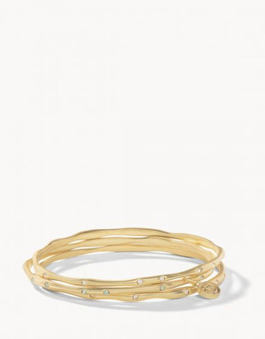 Sprinkles Bangle Stack Multi