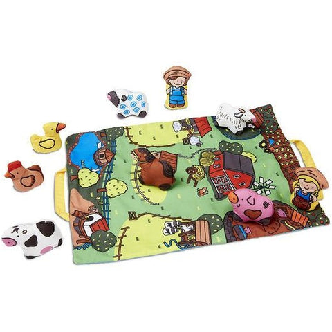 Take-Along Farm Play Mat