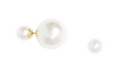 Two Piece Earring with Ball Back