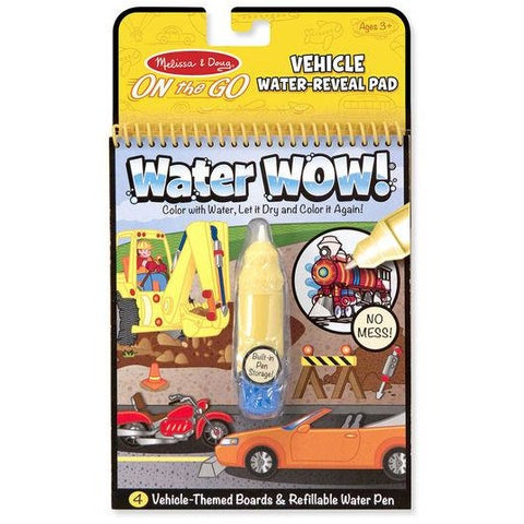 Water Wow! - Vehicles