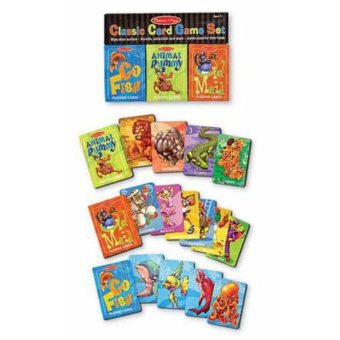 Classic Card Game Set