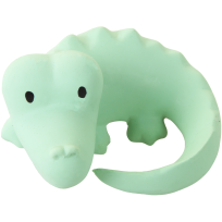 Alligator Rattle Toy
