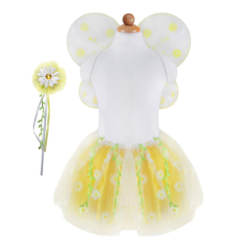 Daisy Tutu, Wings and Wand Set