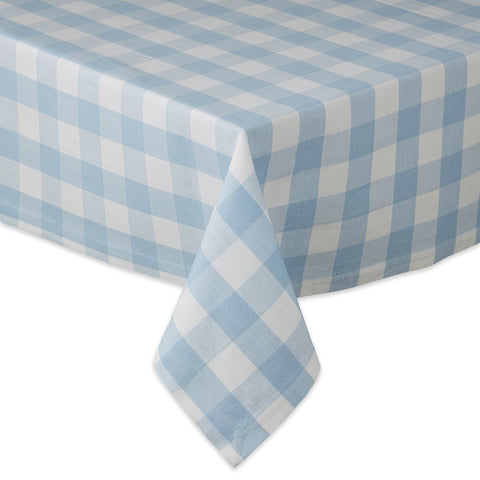 Easter Egg Check Tablecloth 52x52