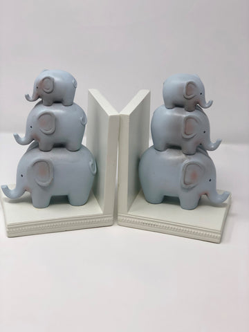 Stack Elephant Bookend