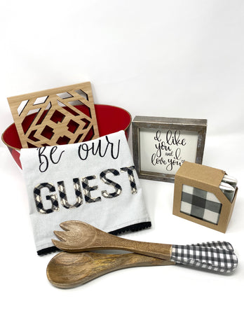 Farmhouse Inspired Gift Set