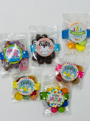 Easter Candy 3oz Cello Bag Assorted