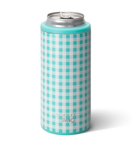 12 oz Skinny Can Cooler - Barnaby Checkham