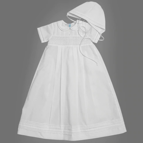 Smocked Special Occasion Set