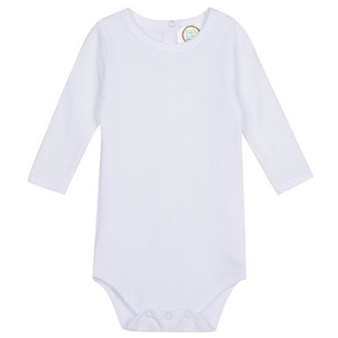 Unisex Long Sleeve Infant Bodysuit