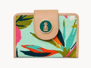 Moreland Yacht Club Mini Wallet