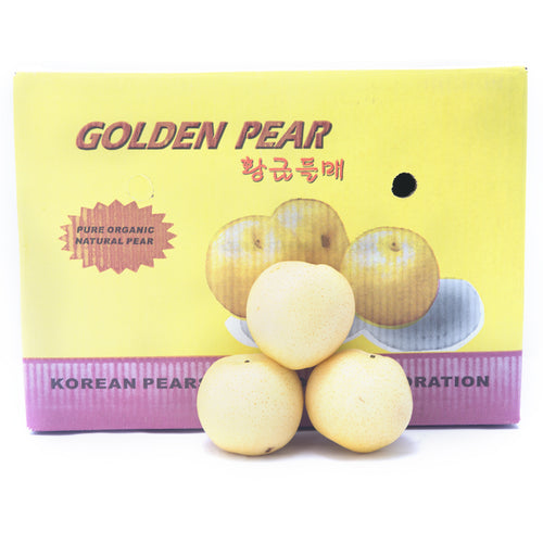 Golden Pear (Box)