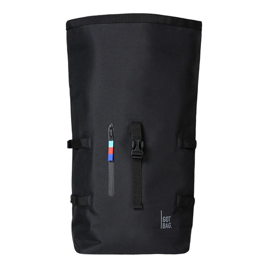 ROLLTOP BUNDLE SHIRT Black