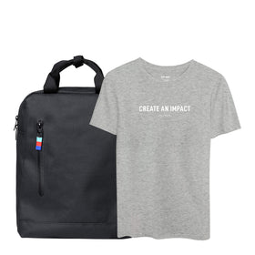 DAYPACK BUNDLE SHIRT Grey