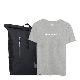 ROLLTOP BUNDLE SHIRT Grey
