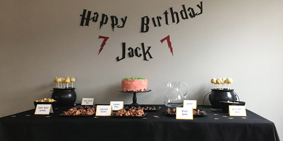 How to Host a Creative Harry Potter Party