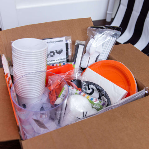 Halloween Party Box from Treat Party Boutique