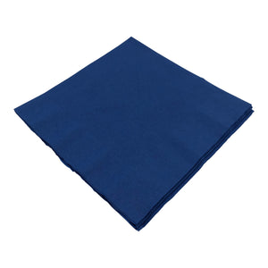 royal blue paper napkin