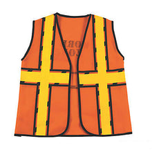 Load image into Gallery viewer, Construction Worker Costume Vest