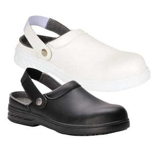 Portwest Steelite Safety Clog SB AE WRU FW82