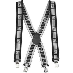 Snickers Workwear Elastic Braces Black