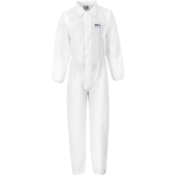 Portwest BizTex SMS Coverall with Collar Type 5/6 ST38