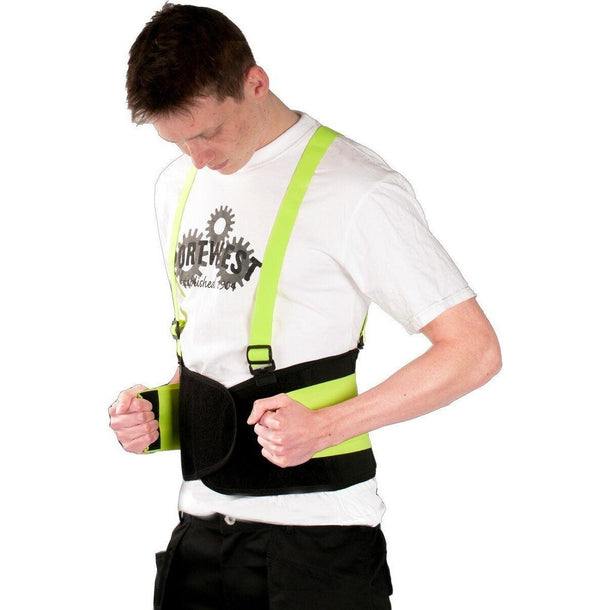 Portwest Hi-Vis Support Belt PW81