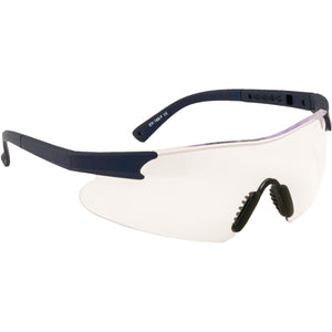 Portwest Curvo Spectacle Clear One Size  PW17