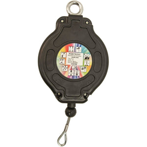 Portwest Rope Fall Arrest Block Black One Size  FP41