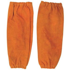 Portwest Leather Welding Sleeves Tan One Size Regular SW20