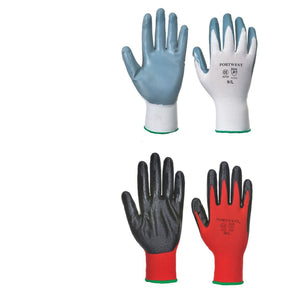 Portwest Flexo Grip Nitrile Glove A310