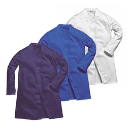 Portwest Mens Food Coat 2202