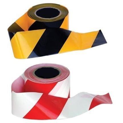 Portwest Barricade/Warning Tape (18 Rolls) BT10