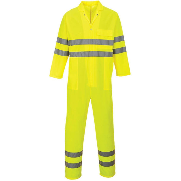 Portwest Hi-Vis Coverall C485