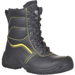 Portwest Steelite Fur Lined Protector Boot S3 CI FW05